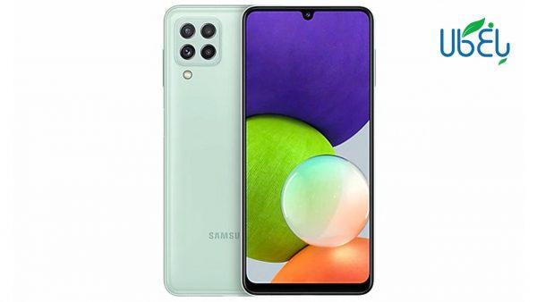 گوشی موبایل سامسونگ مدل Galaxy A22 (5G) ظرفیت 64/4GB