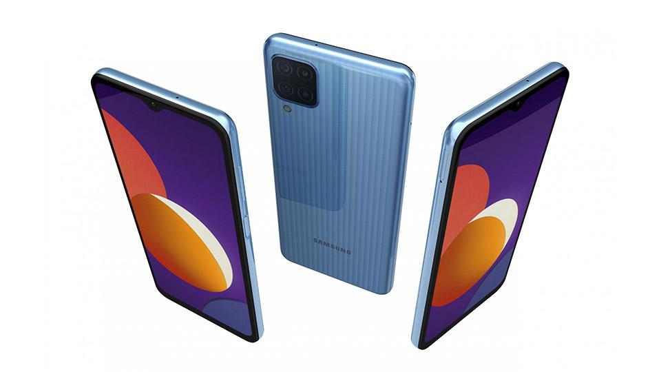 گوشی موبایل سامسونگ Galaxy M12 دوسیم کارت ظرفیت 64/4GB