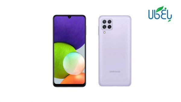 گوشی موبایل سامسونگ مدل Galaxy A22 ظرفیت 128/4GB