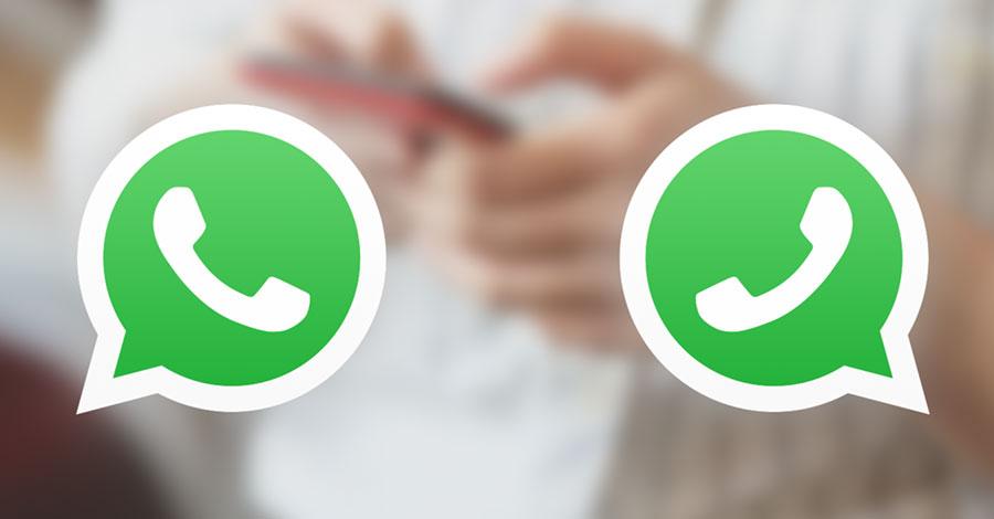 نصب دو واتساپ در یک گوشی