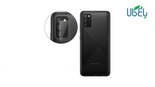 محافظ لنز دوربین مدل BK20 مناسب سامسونگ A02S